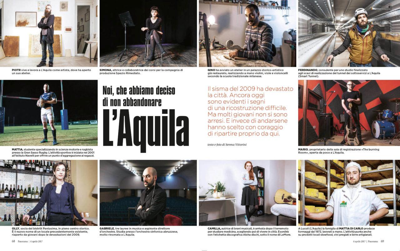 Panorama – L'Aquila 2017